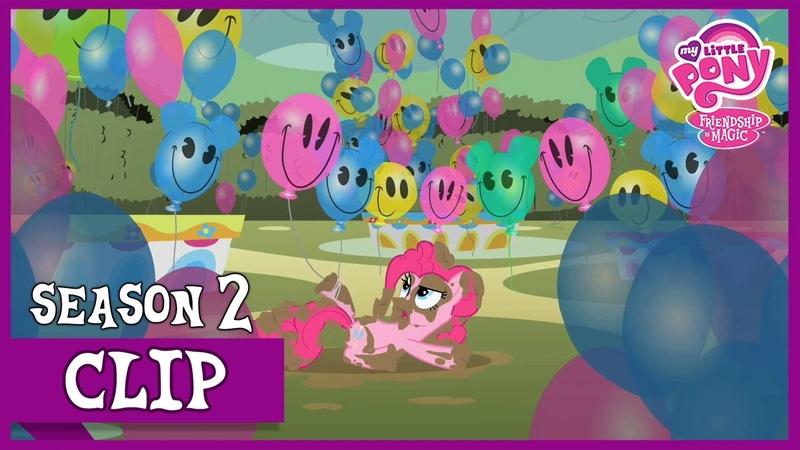 Pinkie Pies Corruption (The Return of Harmony) | MLP FiM [HD]