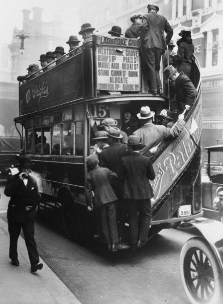 Лондон, 1928