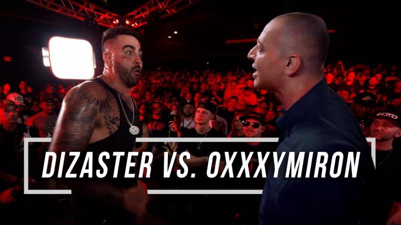 Небольшая нарезка с сегодняшнего мероприятия: Oxxxymiron vs Dizaster в Лос-Анджелесе