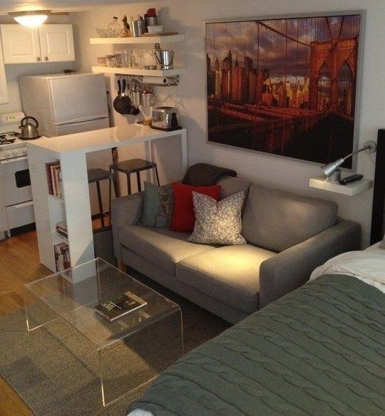Интерьер маленьких квартир фото своими руками 121