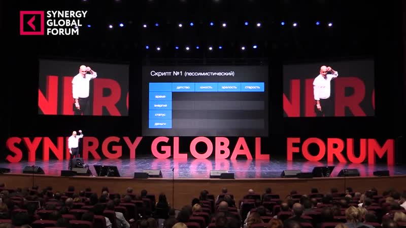 Радислав Гандапас Два сценария жизни Synergy Global Forum 2015 (1)