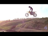 SUZUKI RMZ 450 JUMPS - HUGE JUMPING