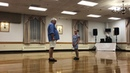Tap duo 10 year old and her Grandfather💗