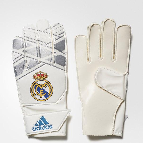 Вратарские перчатки Young Pro Real Madrid