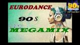 EURODANCE 90s MEGAMIX - 12 - Vdj Vanny Boy