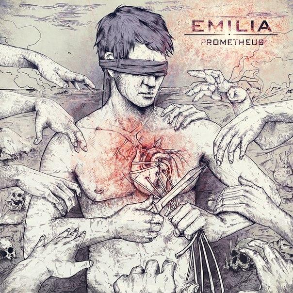 Дебютный альбом E.M.I.L.I.A. - Prometheus (2013)