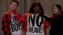 Glee - Born this way Full performance 2x18