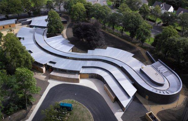 В день знаний самые интереснве проекты учебных заведенией архитекторам будущего в ленту