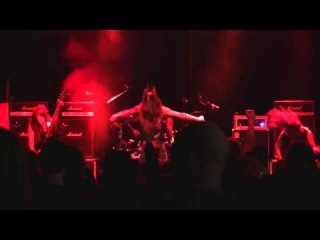 Erebus Enthroned - The Temple Under Hell (Live)