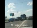 Авария на Тачанке в Ростове 17 08 2018