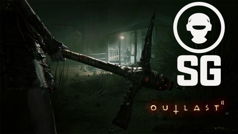 Outlast 2| МЕЖ ДВУХ ЗОЛ| ПОЛНОЕ ПРОХОЖДЕНИЕ|АУТЛАСТ 2| 2 серия