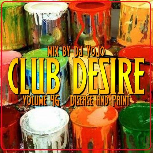 Dj VoJo - Club Desire vol. 45-46 (2013) MP3