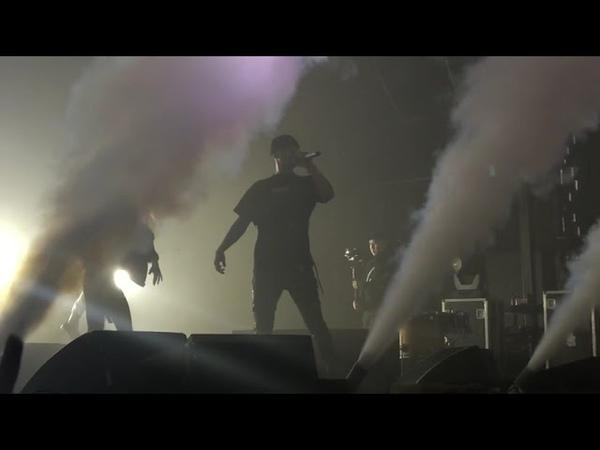 Егор Крид Цвет настроения чёрный Live 2018