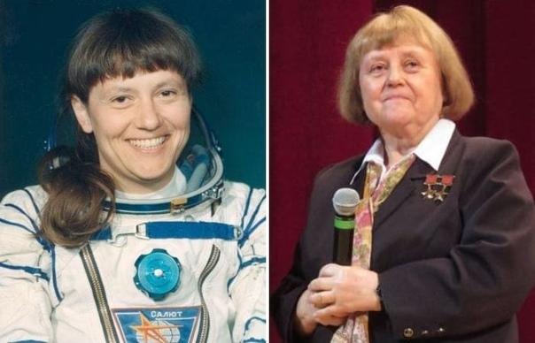 Как первая женщина в открытом космосе Светлана Савицкая стала забытым героем.