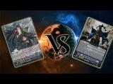 Pale Moon Vs Dark Irregulars - Cardfight Vanguard Game 3