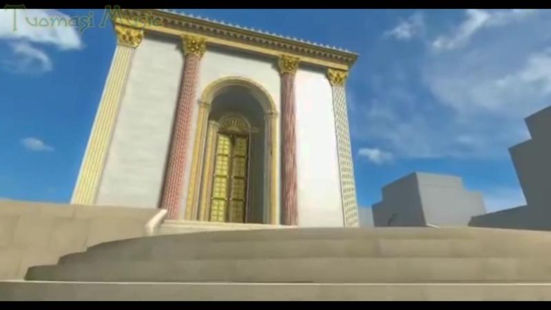 Третий Храм Соломона (в Иерусалиме) - Место Службы Павла