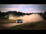 Yazeed Racing - auto24 Rally Estonia 2013 (Shakedown)