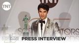 Darren Criss Press Interview 25th Annual SAG Awards TNT