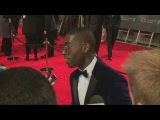 BAFTAs 2014: Tinie Tempah interview on red carpet - he talks opening the show and Oprah love