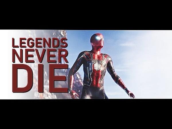 Avengers : Infinity War | Legends Never Die