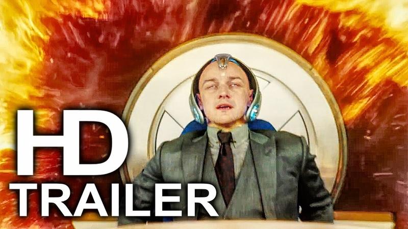 X-MEN DARK PHOENIX Trailer NEW International (2019) Superhero Movie HD
