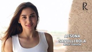 Afsona - Saqolli bola | Афсона - Саколли бола (music version)