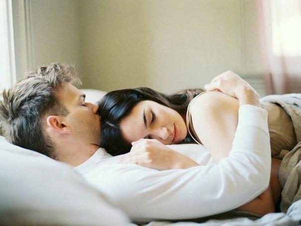 К чему снится любимый человек во сне: это знак благополучной сексуальной жизни.
