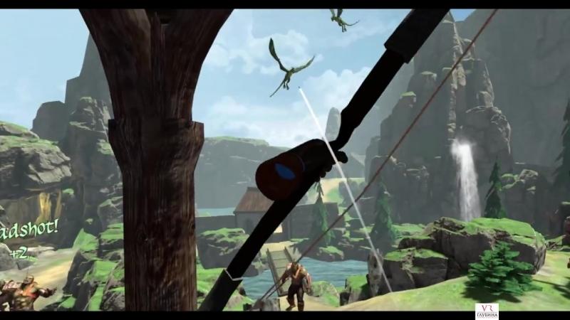 Elven Assassin VR (htc vive)