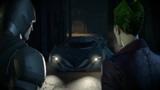 We're taking the Batmobile!