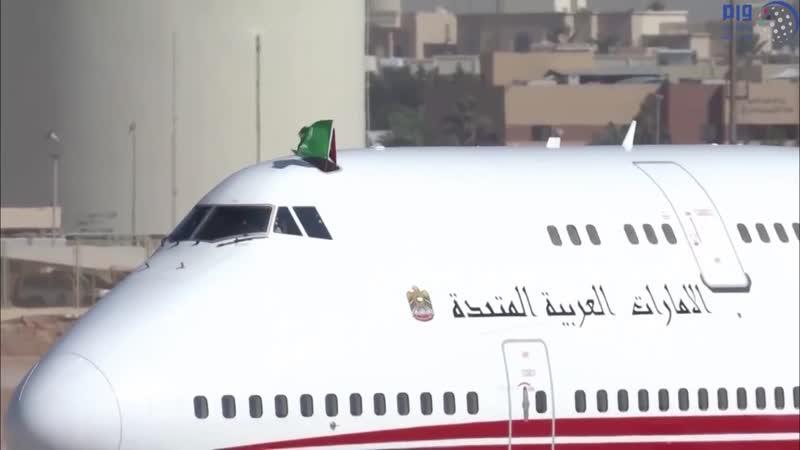 محمد بن راشد يصل إلى الرياض وخادم الحرمين في مقدمة مستقبليه_HD.mp4