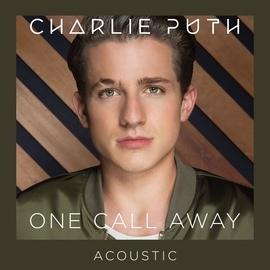 Charlie Puth альбом One Call Away