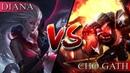 Diana VS Cho Gath ➠ 8.17 [League of Legends] Сплит-пуш?