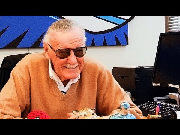 Stan Lee: A Conversation about Superheroes Storytelling