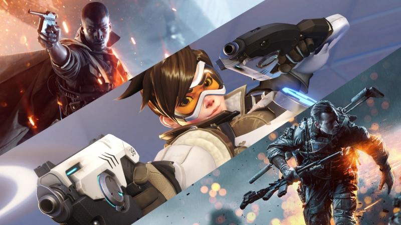 Полный хаос 18 Overwatch