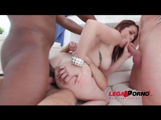 Latina slut Bruna Angel welcome to Gonzo with airtight DP & anal creampie SZ2009 (19.07.2018)