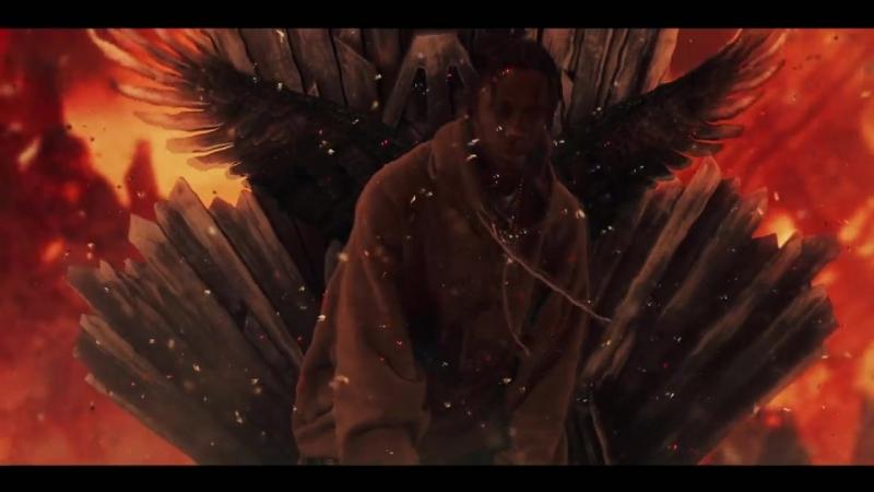 Travis Scott - goosebumps ft. Kendrick Lamar. [SaintCulture]