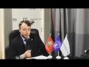 Иванов рассказал о том как ощутил на себе земные толчки