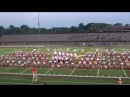 Berea High School Marching Band Half Time 24Aug2012.wmv