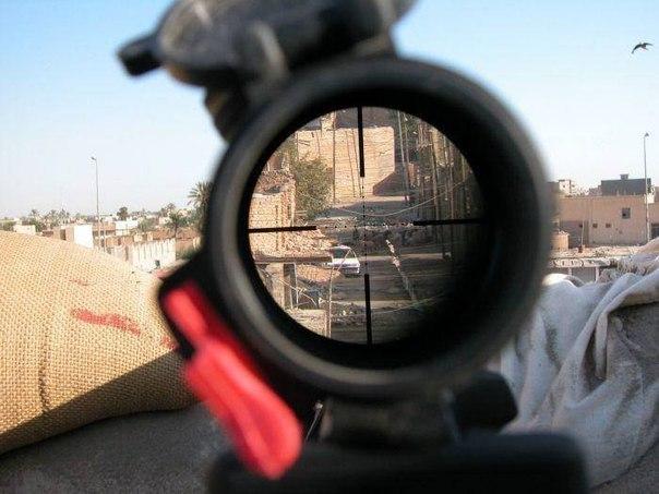 Мировой рекорд меткости снайпера — 2 км 800 м
