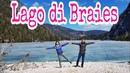 Vlog: день 7. Озеро Брайес/ Ехали на юг, а оказались по колено с снегах