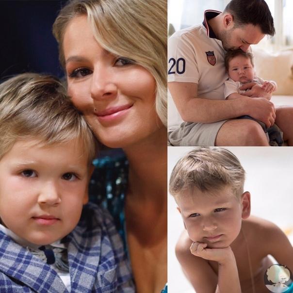 Мария Кожевникова поздравила сына с Днём Рождения