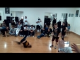 VORON &amp MAX-T полуфинал(ДЕТИ ФАНКА 3)