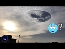Strange things (UFO) hiding in cloud over United Arab Emirates! March 17, 2019