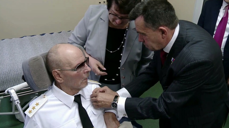 70 лет исполнилось герою России, генерал-полковнику Анатолию Романову....