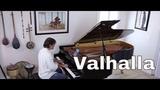 Valhalla (Portrait Of A Pianist) David Hicken