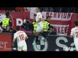 «Севилья» - «Реал Мадрид». Гол Бен Йеддера