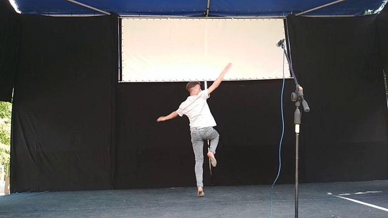 Священні дзвони   Kontemp   Choreography by Sanchyk Satan  