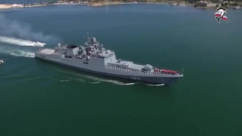 Черноморский флот вчера сегодня завтра 20.07.2018 Черноморскийфлот ВМФ