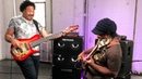 Kickback with Victor Wooten (Béla Fleck and the Flecktones) and James Genus (SNL Band)
