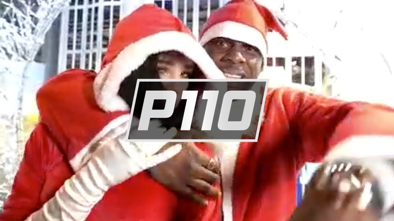 P110 Xtra Bad Santa Freestyle Music Video